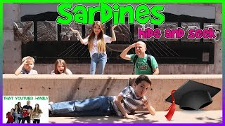 Sardines At University - Back To School / That YouTub3 Family
