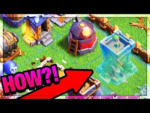 Thumbnail: 'INVISIBLE' Archer Tower in Clash of Clans?! GLITCHED CoC Game Play!