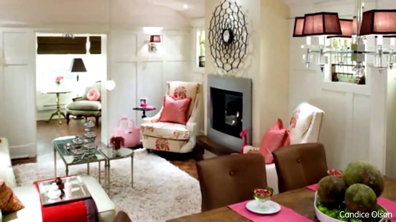 Design] Best Living Room Design Ideas from Candice Olson ...