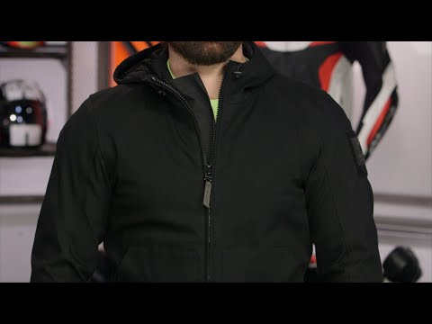 REV'IT! Stealth Hoody Review at RevZilla.com