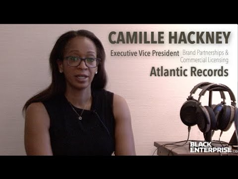 Music Executive, Camille Hackney, Talks Career Journey and Advice to Younger Self