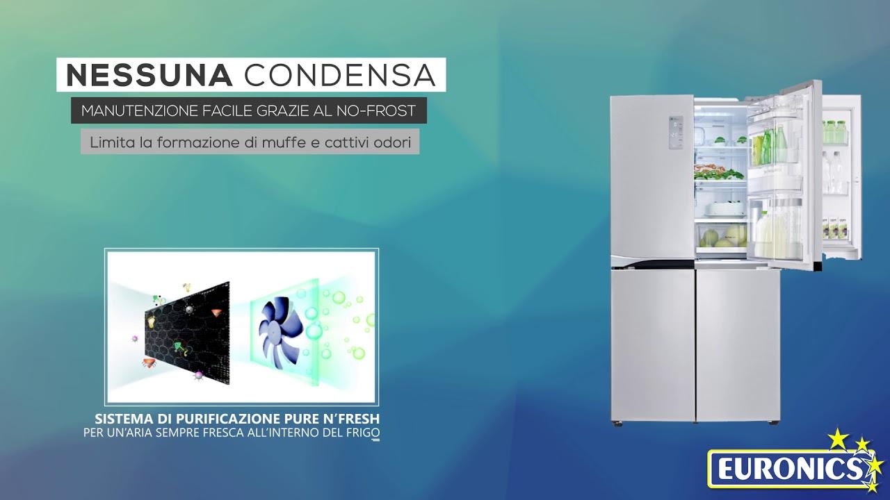 LG | Frigorifero Multidoor GMM916NSHV | Classe energetica A+ - YouTube