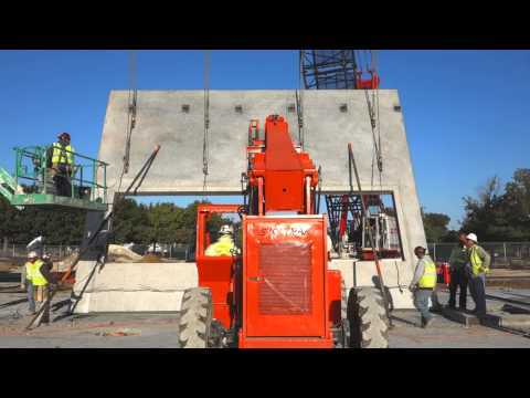 Tilt Up Construction Wmv Doovi