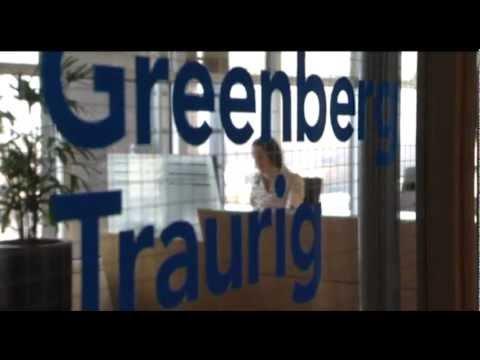 Greenberg Traurig company film