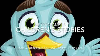 Neverfail vocals children's book character