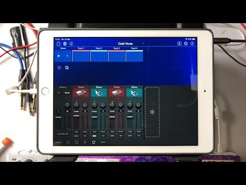 KORG Gadget - Let's Play With Otorii & Ebina - iPad Live