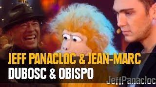 Jeff Panacloc au grand cabaret avec Dubosc et Obispo thumbnail