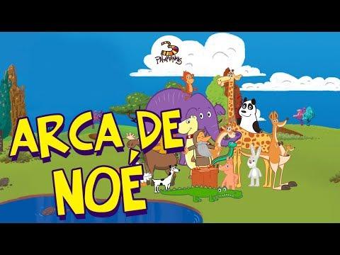 Arca de Noé - 3Palavrinhas - Volume 4