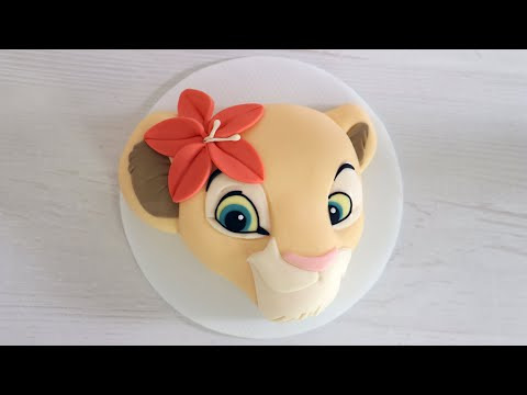 Celebrate Disney's Remake of The Lion King With a Slice of Nala Cake