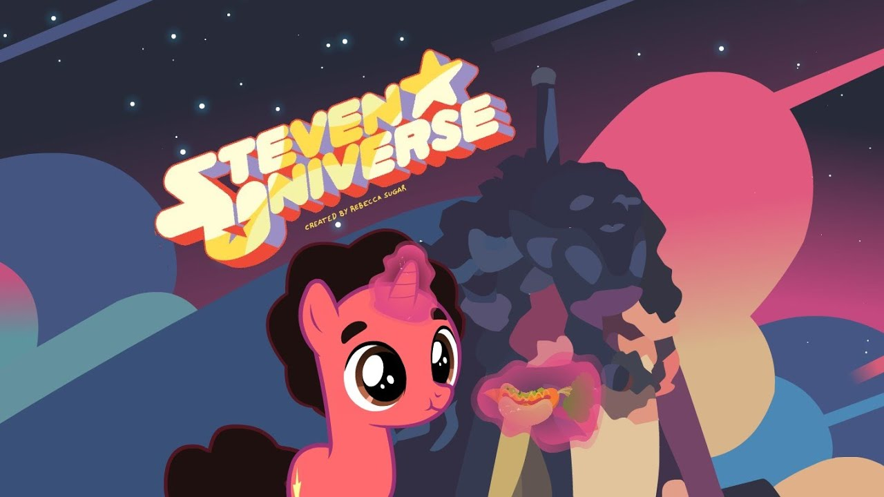 Steven Universe Intro Versi 243 N My Little Pony Youtube