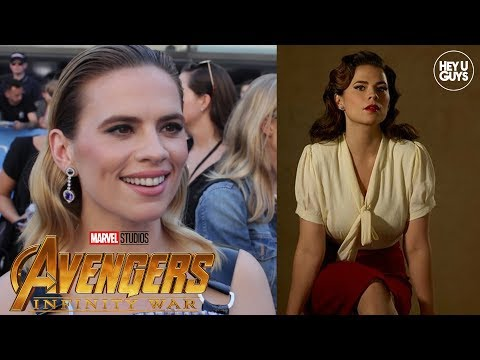 Hayley Atwell on Avengers: Endgame, Peggy Carter & Time Travel