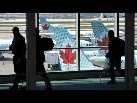 Canadians to weigh in on airline passenger bill of rights