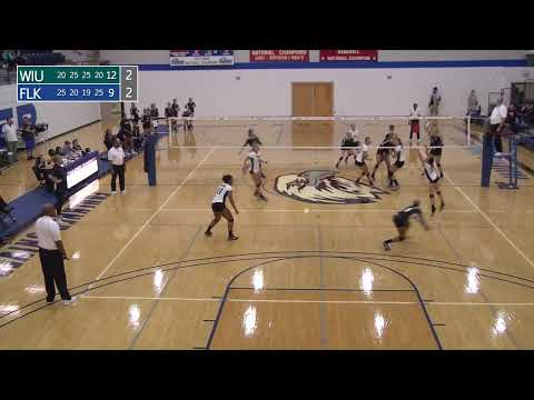 Faulkner Vs Webber International (Volleyball)