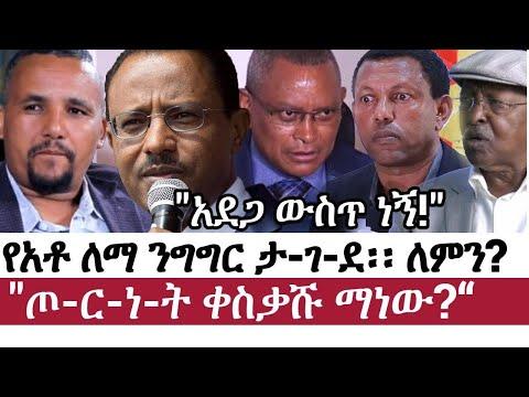 Ethiopia: ሰበር ዜና – የኢትዮታይምስ የዕለቱ ዜና | Daily Ethiopian News | ሰበር መረጃ Lemma Megersa Abiy Jawar