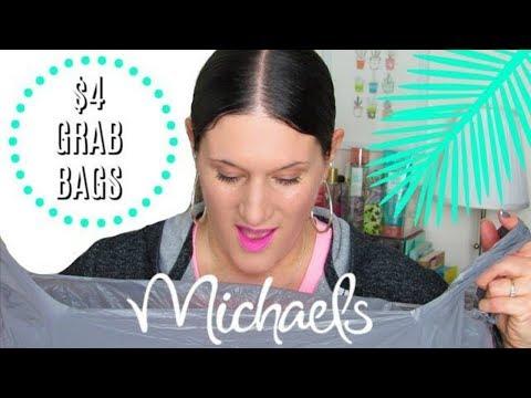 *LIVE* $4 MICHAELS GRAB BAG HAUL *BAG #1*