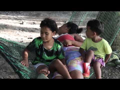 Tuvalu Funafuti Scènes de vie / Tuvalu Funafuti Life style