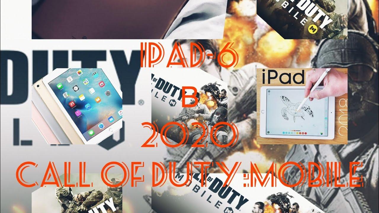 Айпад 6 в 2020 , Call of Duty®: Mobile
