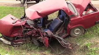 21.05.2017 ДТП на трассе Завьялово - Гольяны. 2 погибли (Удмуртия)