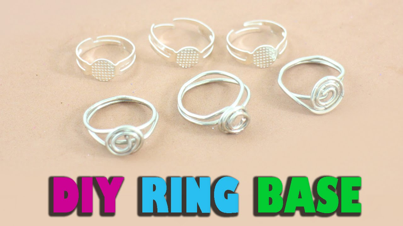 Metal Rings For Crafts