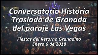 Conversatorio Historia - Enero 6 de 2018