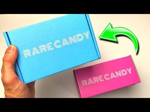 Rare Candy Pokemon Box Opening!