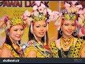 LAGU IBAN - Slamat Ari Gawai   Tino AME Sarawak