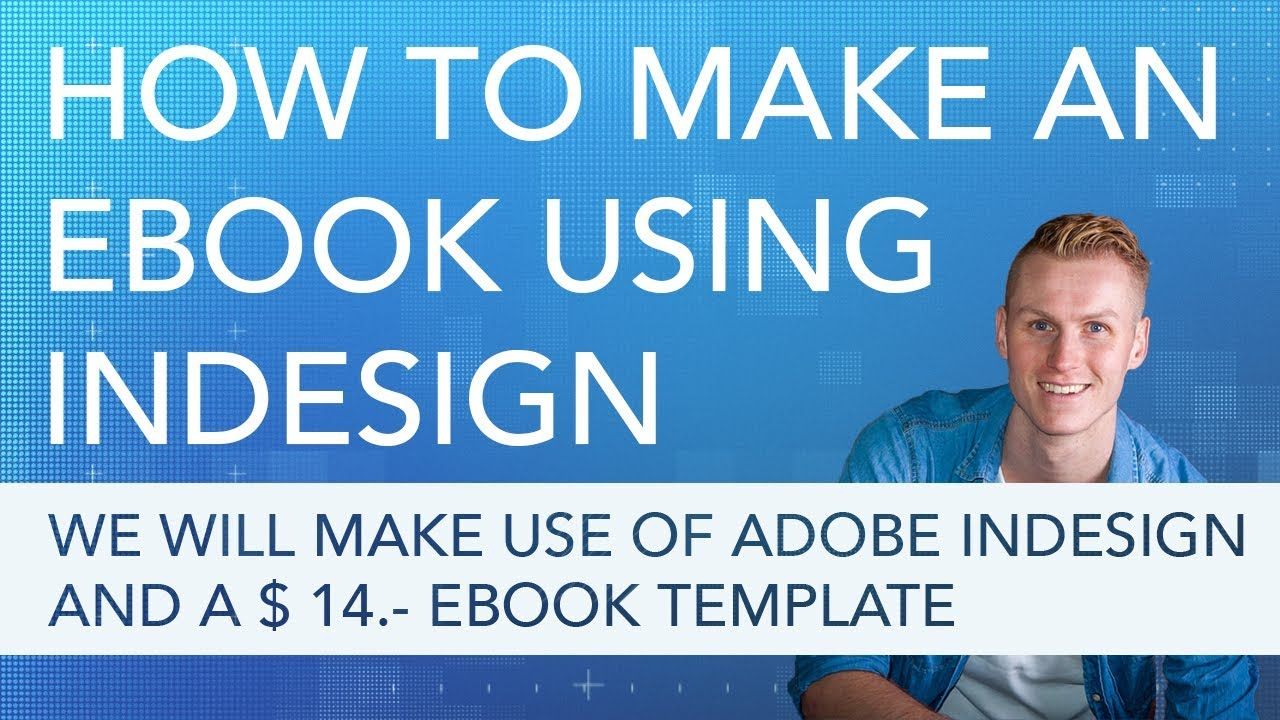 How To Create An Ebook | Indesign Tutorial - YouTube