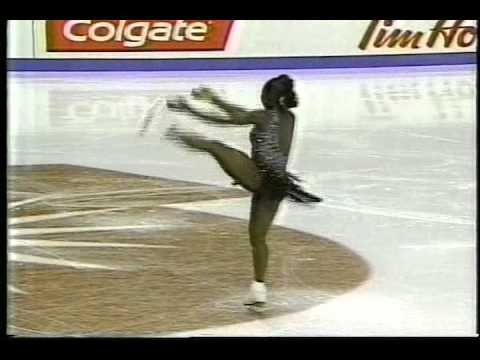 Surya Bonaly (FRA) - 1997 Skate Canada International, Ladies' Short Program