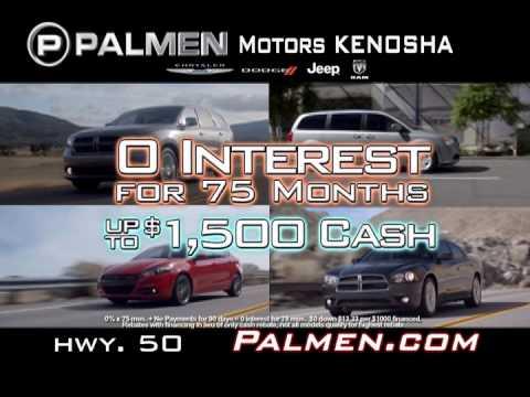 Palmen Motors 0 For 75 Months Youtube