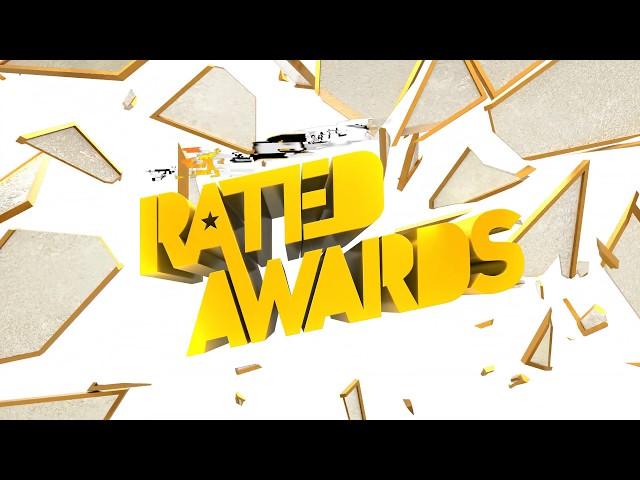 Rated Awards Logo Sting Design