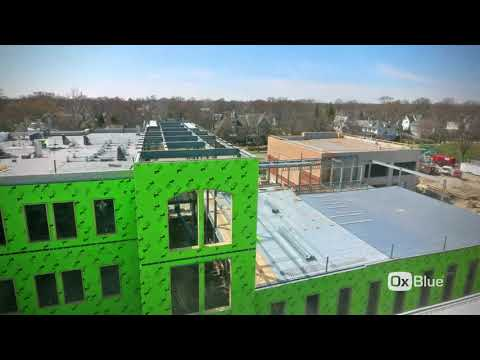 Community Consolidated School District 181: Hinsdale Middle School Timelapse