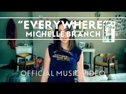 Michelle Branch - Everywhere [Official Music Video]