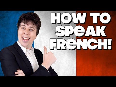 Hướng Dẫn Nói Tiếng Pháp Trong Khi Bạn Mù Tịt Tiếng Pháp
