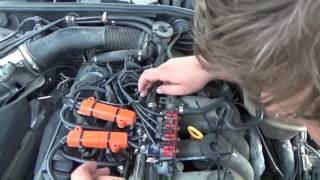 Как правильно установить магниты на топливные шланги