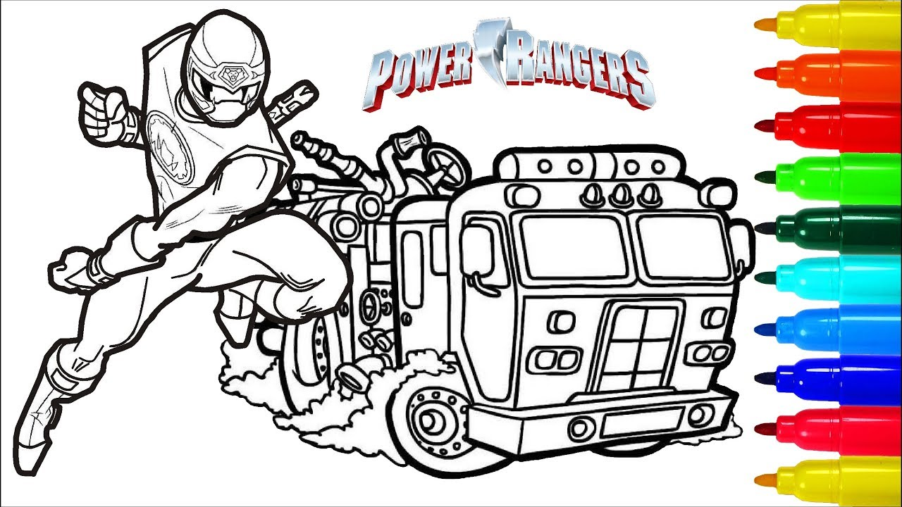32 Red Power Ranger Coloring Page in 2020 | Power rangers coloring ... | 720x1280