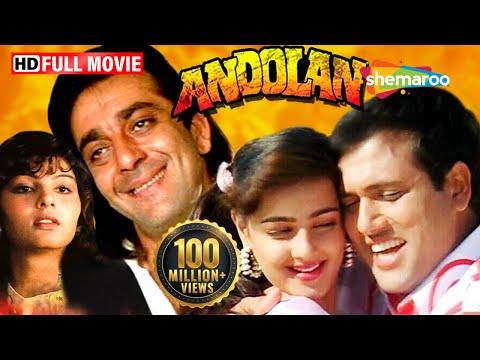Andolan - Sanjay Dutt - Govinda - Mamta...