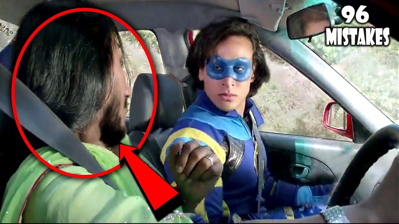 """Download (96 Mistakes) In A Flying Jatt - Plenty Mistakes In """"A Flying Jatt"""" Full Hindi Movie - Tiger Shroff"""