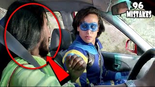 "(96 Mistakes) In A Flying Jatt - Plenty Mistakes In ""A Flying Jatt"" Full Hindi Movie - Tiger Shroff"