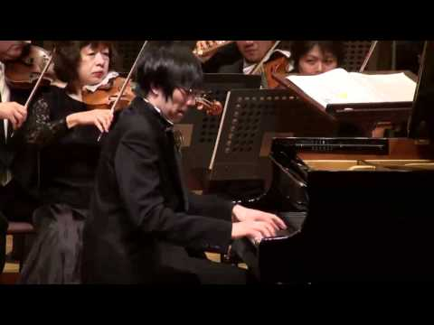 2011TNA特級グランプリ 阪田知樹 リスト:ピアノ協奏曲 第1番 第1楽章, F.Liszt:Concerto for Piano and Orchestra No.1 Mov.1