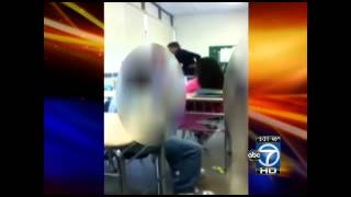 Anne Arundel County teacher suspended