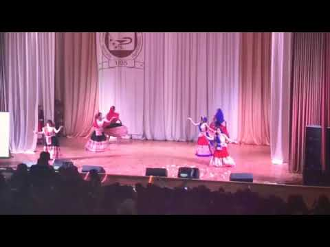 Khelaiya ,Best garba on hindi song -indian night 2017