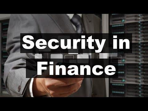 Cybersecurity in Finance