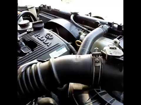 1TR-FE 2.0 VVT-i Engine