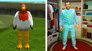 14 SECRET Outfits in Grand Theft Auto... Did You Know These Existed?