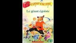 IL ETAIT UNE FOIS...Le géant égoïste (FABBRI 1990)