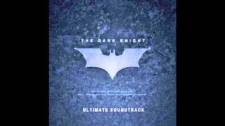 The Dark Knight Soundtrack - 21 You Complete Me - Agents Of Chaos