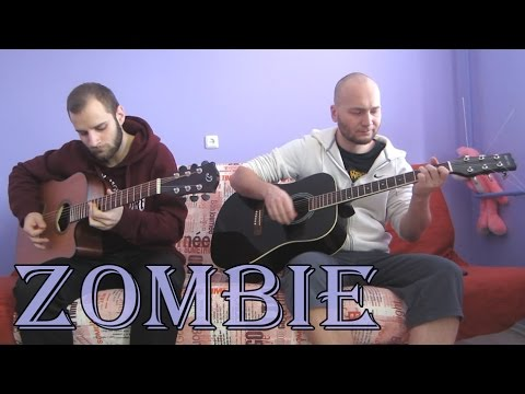 The Cranberries - Zombie (acoustic guitar cover, tabs)