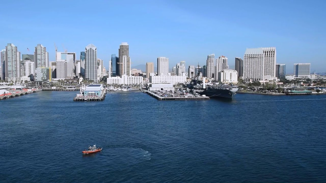 San Diego Bay Harbor Tour On Cruise Ship Ruby Princess Sailaway - Cruise ships from san diego