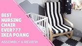 Kinderfauteuil Poang Ikea.How To Assemble Ikea Poang Chair Youtube