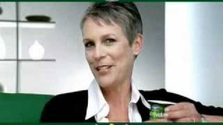 the real realjamie lee curtis activia commercial